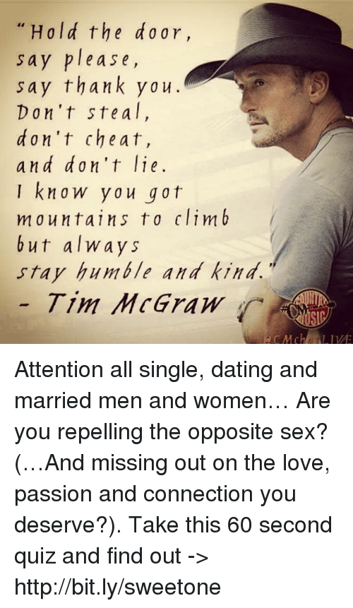 married man in love with a single woman