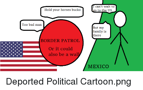 Hochwertig Family, Horses, And Politics: Hold Your Horses Bucko Too Bad Man BORDER  PATROL