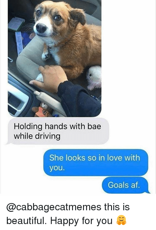 Funny Holding Hands
