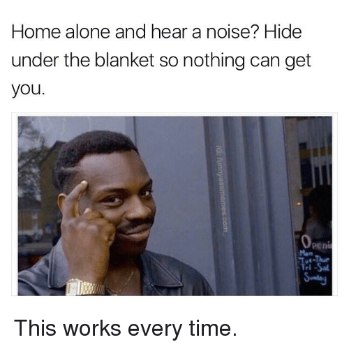 Home alone penis