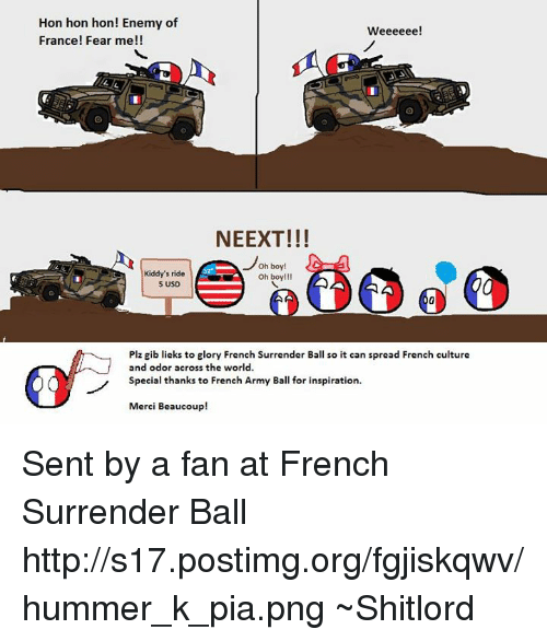 French Surrender