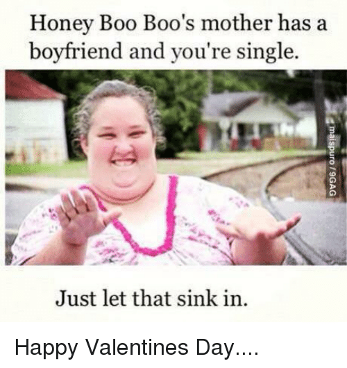 when you re single on valentines day
