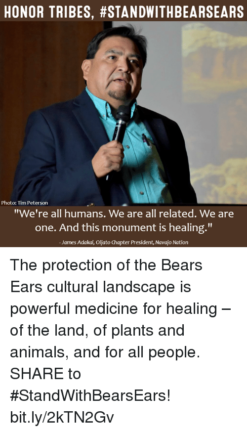 honor tribes standwithbearsears photo tim peterson were all humans we 14465306 ✅ 25 best memes about navajo nation navajo nation memes