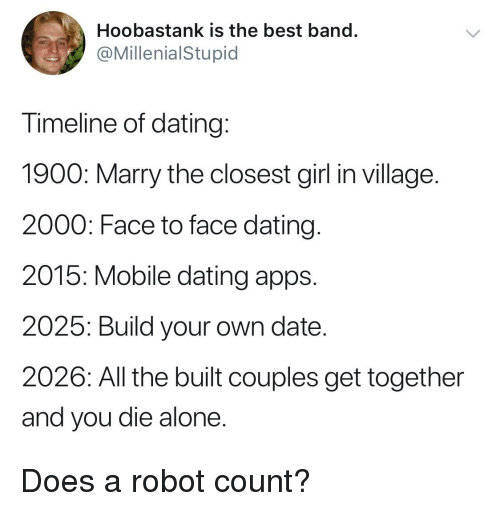 Hoobastank Is the Best Band Timeline of Dating 1900 Marry