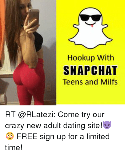 No sign up adult dating