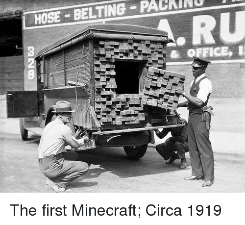 Minecraft, Office, and First: HOSE-BELTING-PACKING  OFFICE,
