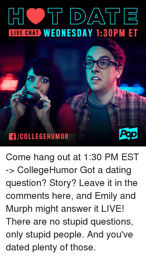 Murph and emily collegehumor dating its complicated