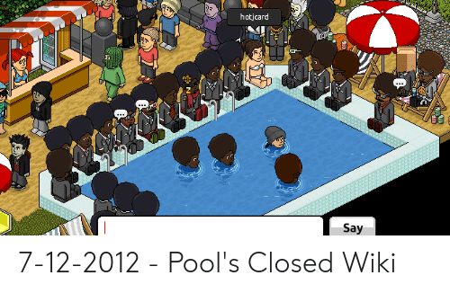 🔥 25+ Best Memes About 4Chan Pools Closed | 4Chan Pools Closed Memes