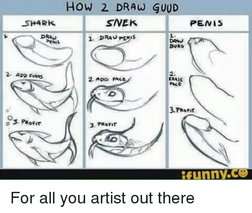 How To Draw The Penis 104