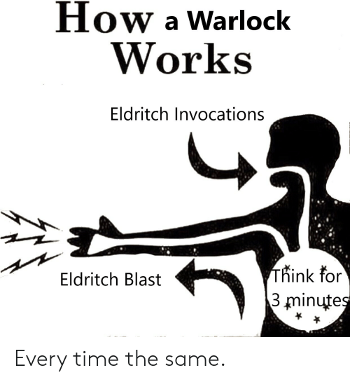 How a Warlock Works Eldritch Invocations Hink for 3 Minute
