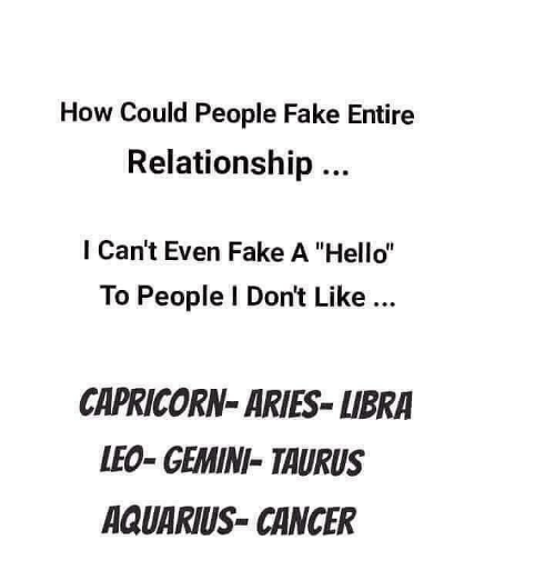 why aries and libra dont get along
