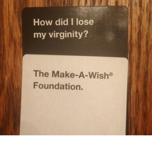 Virginity my to want lose How to