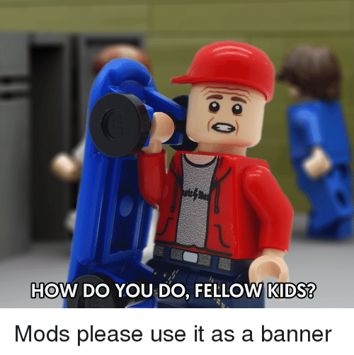 Use me fellows
