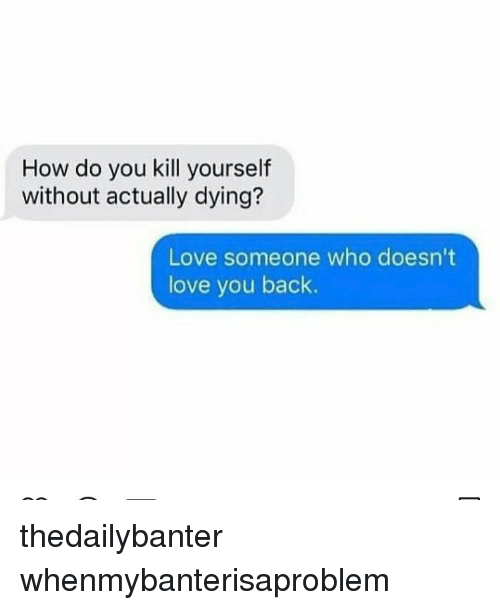 can you kill yourself