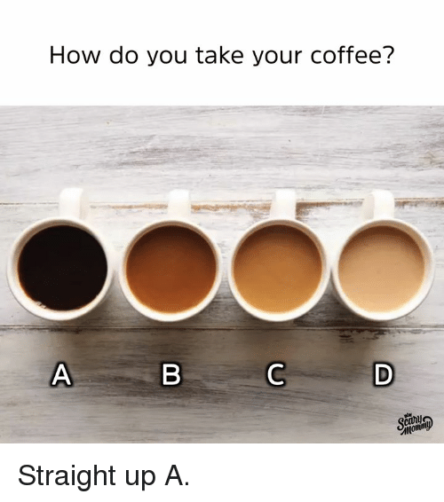 How Do You Replace Bathroom Wall Tile: How Do You Take Your Coffee? Ant Straight Up A
