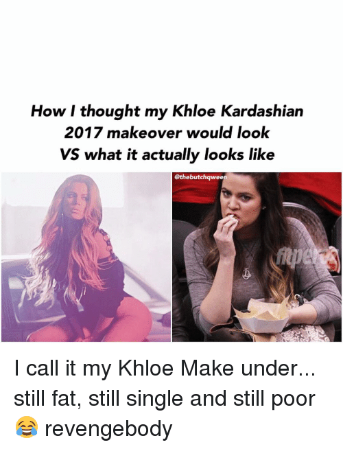 how i thought my khloe kardashian 2017 makeover would look 16019144 how i thought my khloe kardashian 2017 makeover would look vs what