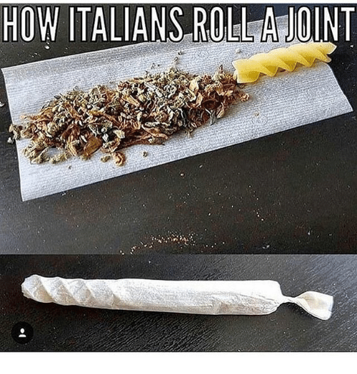 Memes, 🤖, and How: HOW ITALIANS ROLL AOINT