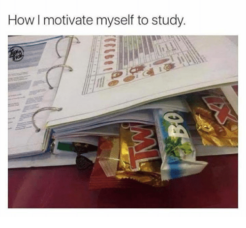 how can i motivate myself
