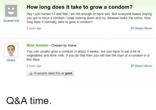 How long does sex take photo 31