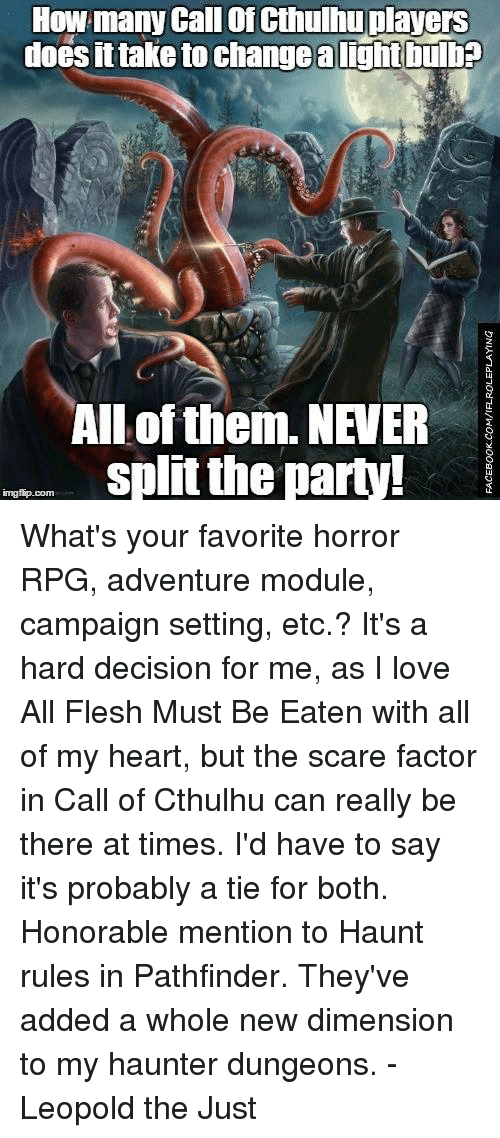 how to play call of cthulhu rpg