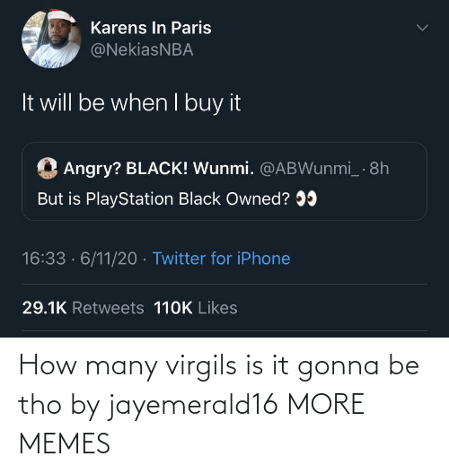 Dank, Memes, and Target: How many virgils is it gonna be tho by jayemerald16 MORE MEMES
