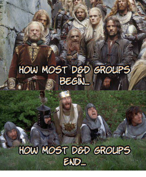 How, Ded, and End: HOW MOST DED GROUPS  HOW MoST DED GROUPS  END