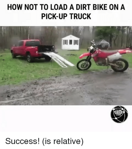 How to pick up a bike 64