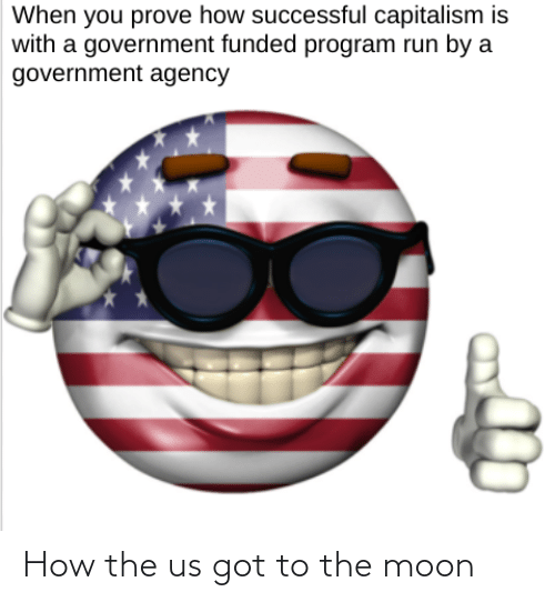 Moon, How, and Got: How the us got to the moon