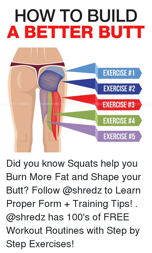 Best Exercise For The Butt 27