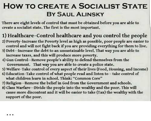 saul alinsky writings