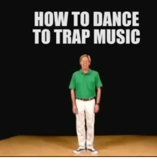 how to dance to trap rap