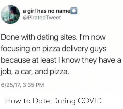 Target, Date, and How To: How to Date During COVID