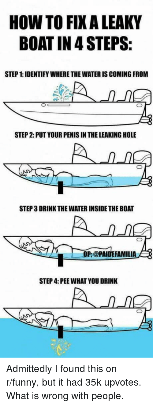 putting things inside your pee hole
