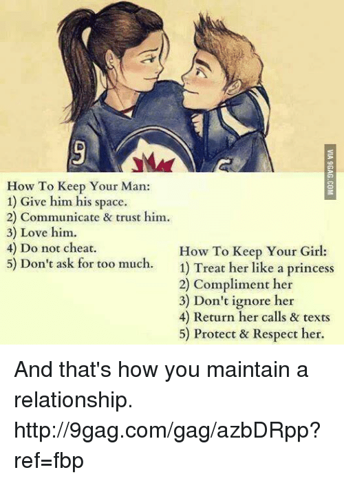 How to communicate in a relationship with a man