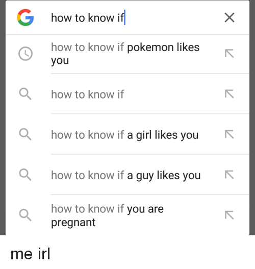 How will i know if a guy likes me