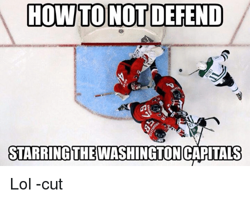 how to not defend starring the washington capitals lol cut 18165774 how to not defend starring the washington capitals lol cut hockey
