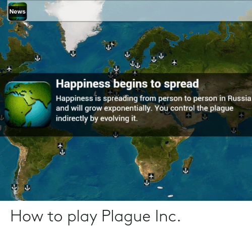 How To, How, and Plague: How to play Plague Inc.