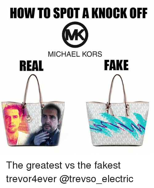0902ab23d41c HOW TO SPOT a KNOCK OFF MICHAEL KORS REAL FAKE the Greatest vs the ...