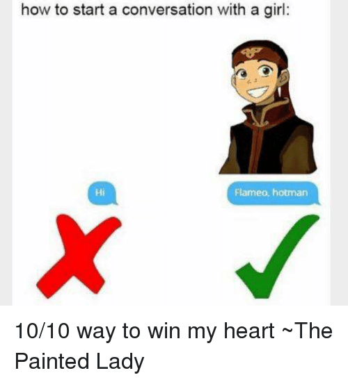 how to win a heart of a girl