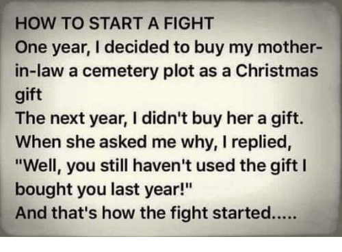 christmas memes and how to how to start a fight one year - How Christmas Started