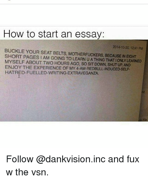 how to start an essay 2014 10 30 12241 pm buckle your 18518831 Lets Deal with Math Education