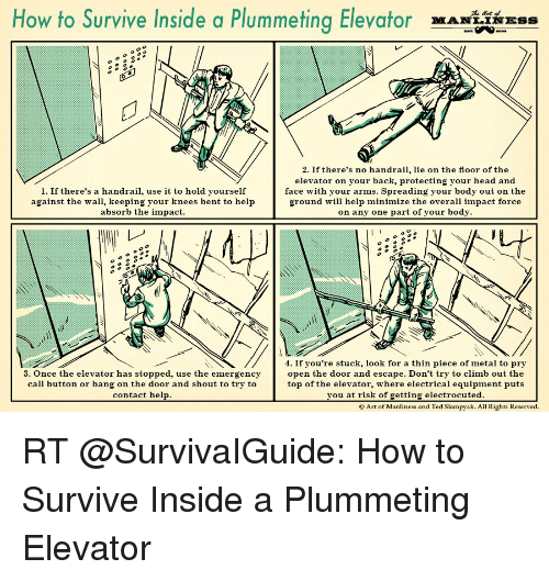 How to Survive Inside a Plummeting Elevator MTU ESS 2 if There's No Mtu Emergency Stop Wiring Diagram on