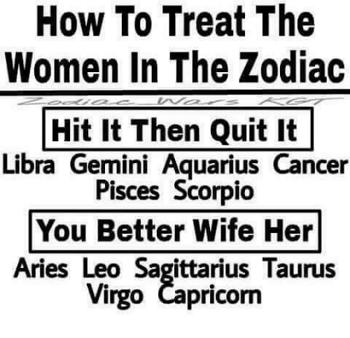 How to treat a libra