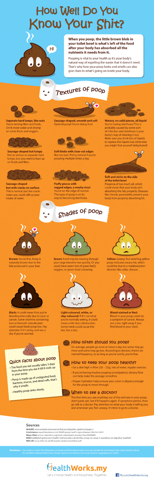 Food To Eat To Make Your Poop Solid