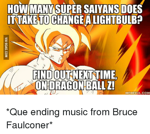 25 Best Dragon Ball Z Meme Memes Damn You Memes Ball Sucking