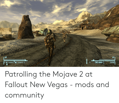 🔥 25+ Best Memes About Fallout New Vegas Mods | Fallout New