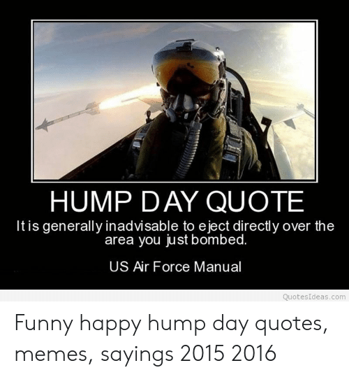 Funny hump day pictures and sayings