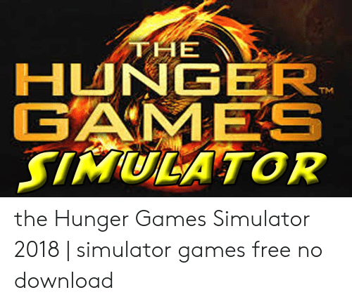 🔥 25+ Best Memes About the Hunger Games Simulator | the Hunger
