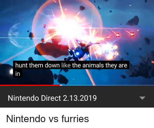 Hunt Them Down Like the Animals They Are in Nintendo Direct 2132019