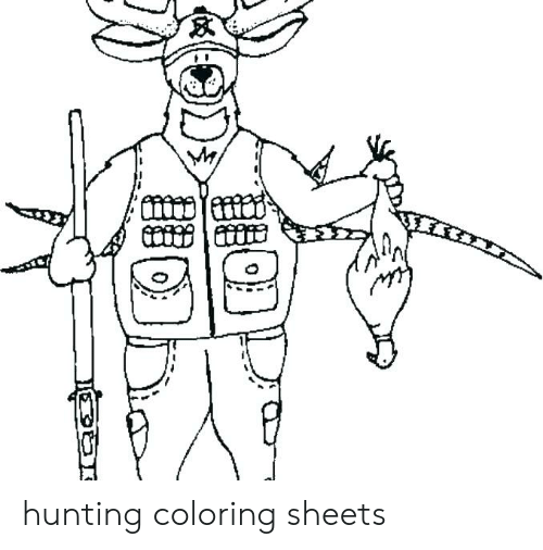 Hunting From Top Of Tree Coloring Pages : Coloring Sky | 506x500